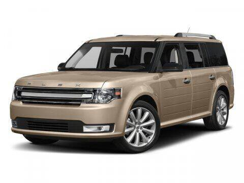 2017 Ford Flex for sale at TRAVERS GMT AUTO SALES - Traver GMT Auto Sales West in O Fallon MO