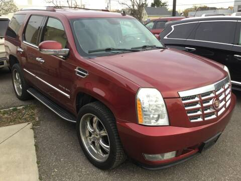 2010 Cadillac Escalade for sale at eAutoDiscount in Buffalo NY