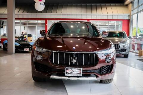 2017 Maserati Levante for sale at Quality Auto Center in Springfield NJ