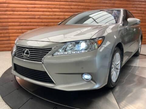 2015 Lexus ES 350 for sale at Dixie Motors in Fairfield OH