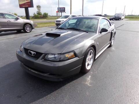 2004 Ford Mustang for sale at Westpark Auto in Lagrange IN