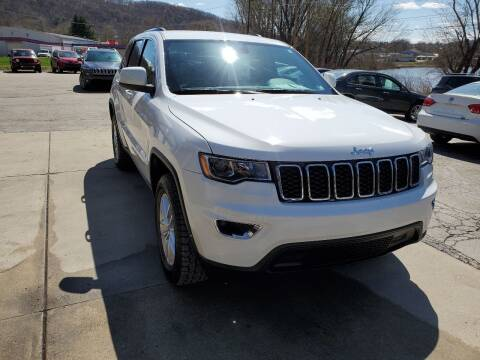 2017 Jeep Grand Cherokee for sale at A - K Motors Inc. in Vandergrift PA