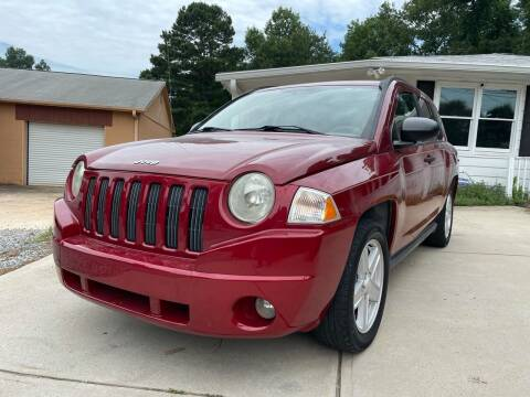 2007 Jeep Compass for sale at Efficiency Auto Buyers in Milton GA