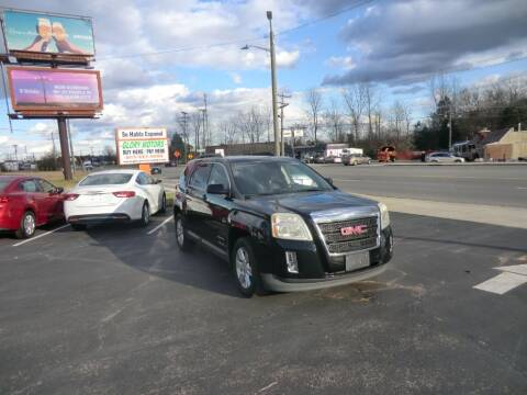 2013 GMC Terrain for sale at Glory Motors in Rock Hill SC