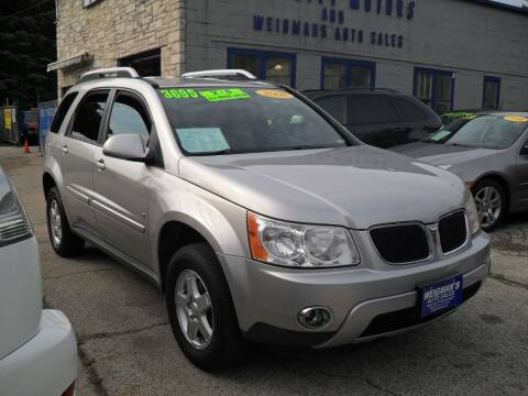2008 Pontiac Torrent for sale at Weigman's Auto Sales in Milwaukee WI