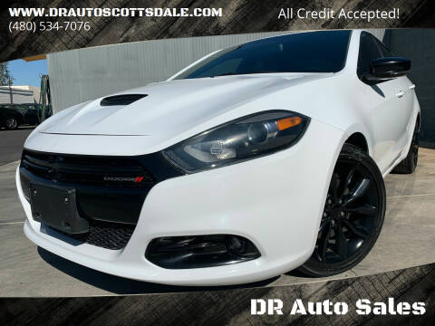 2016 Dodge Dart for sale at DR Auto Sales in Scottsdale AZ