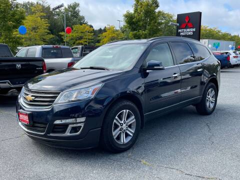 2016 Chevrolet Traverse for sale at Midstate Auto Group in Auburn MA