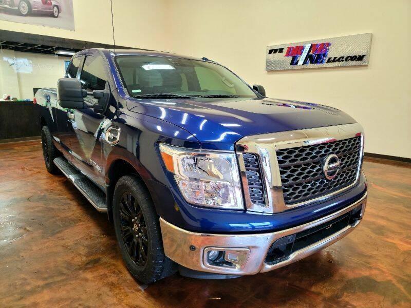 2017 Nissan Titan for sale at Driveline LLC in Jacksonville FL