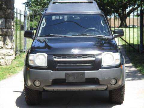 2002 Nissan Xterra for sale at Blue Ridge Auto Outlet in Kansas City MO