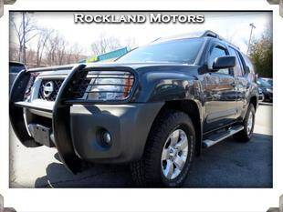 2009 Nissan Xterra for sale at Rockland Automall - Rockland Motors in West Nyack NY