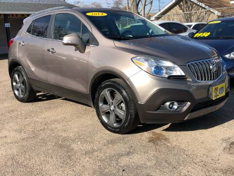 2014 Buick Encore for sale at El Tucanazo Auto Sales in Grand Island NE