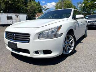 2014 Nissan Maxima for sale at Rockland Automall - Rockland Motors in West Nyack NY