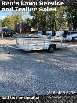 2020 BearTrack BTU82144S for sale at Ben's Lawn Service and Trailer Sales in Benton IL