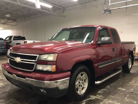 2006 Chevrolet Silverado 1500 for sale at Paley Auto Group in Columbus OH