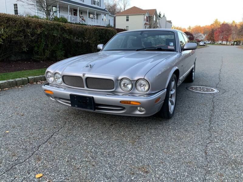 2002 Jaguar XJR for sale at JMAC IMPORT AND EXPORT STORAGE WAREHOUSE in Bloomfield NJ