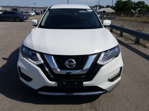 2017 Nissan Rogue for sale at NORTH CHICAGO MOTORS INC in North Chicago IL