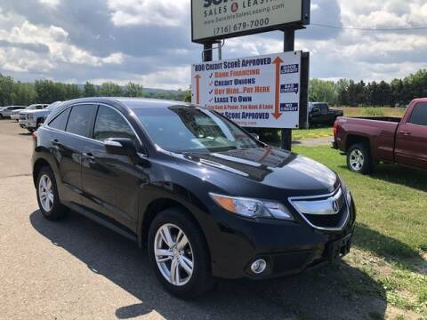 2013 Acura RDX for sale at Sensible Sales & Leasing in Fredonia NY
