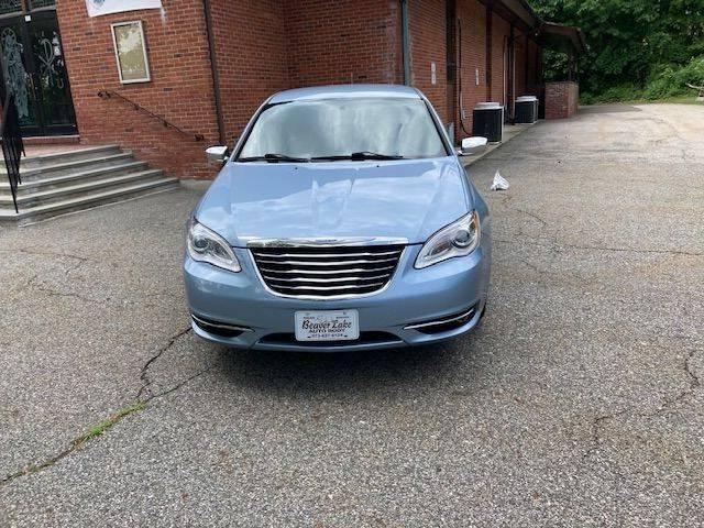 2013 Chrysler 200 for sale at Beaver Lake Auto in Franklin NJ