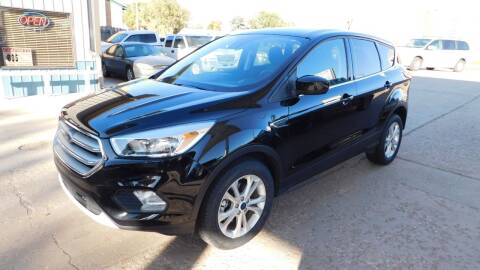 2019 Ford Escape for sale at Mid Kansas Auto Sales in Pratt KS
