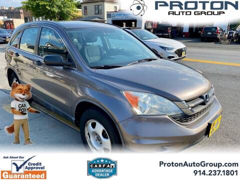 2011 Honda CR-V for sale at Proton Auto Group in Yonkers NY