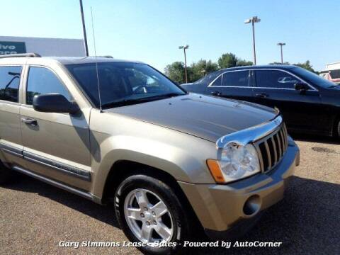 2005 Jeep Grand Cherokee for sale at Gary Simmons Lease - Sales in Mckenzie TN