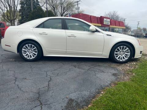 2011 Cadillac CTS for sale at Stach Auto in Janesville WI