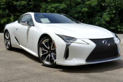2019 Lexus LC 500 for sale at CU Carfinders in Norcross GA