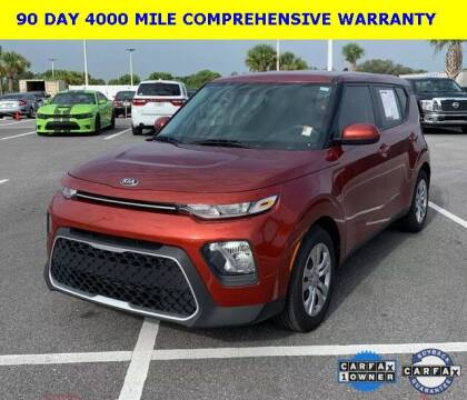 2020 Kia Soul for sale at PHIL SMITH AUTOMOTIVE GROUP - Tallahassee Ford Lincoln in Tallahassee FL