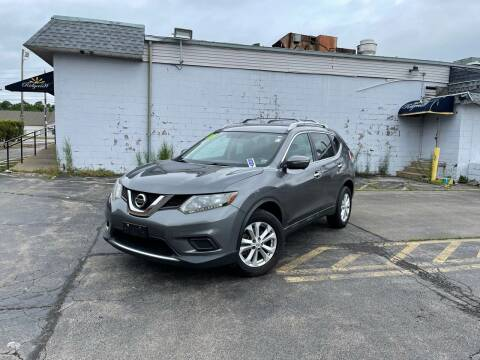 2015 Nissan Rogue for sale at Santa Motors Inc in Rochester NY