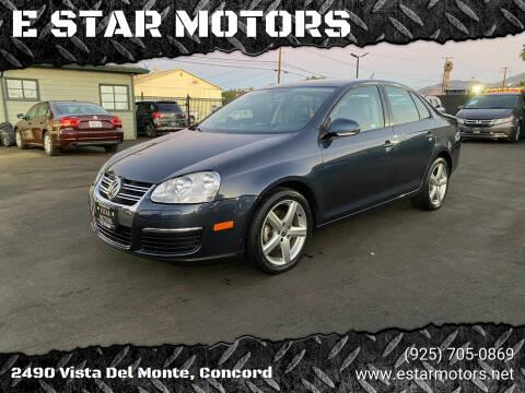 2010 Volkswagen Jetta for sale at E STAR MOTORS in Concord CA