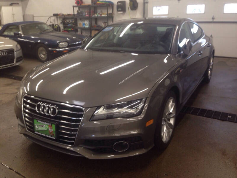 2012 Audi A7 for sale at MR Auto Sales Inc. in Eastlake OH