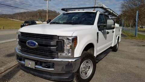 2019 Ford F-350 Super Duty for sale at G T Auto Group in Goodlettsville TN