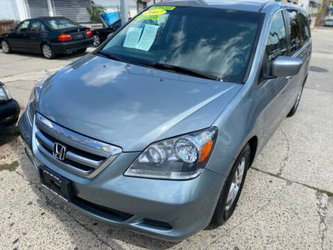 2007 Honda Odyssey for sale at Middle Village Motors in Middle Village NY