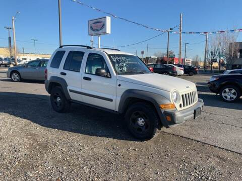 2005 Jeep Liberty for sale at Independent Auto Sales #2 in Spokane WA