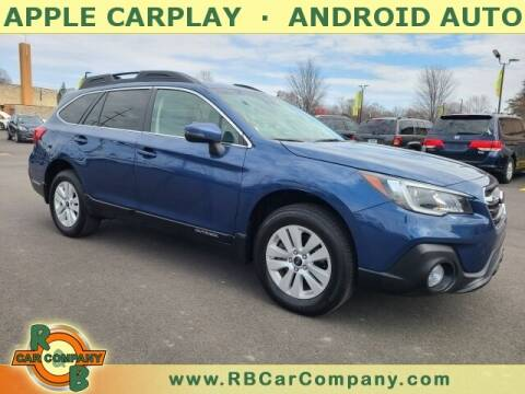 2019 Subaru Outback for sale at R & B Car Company in South Bend IN