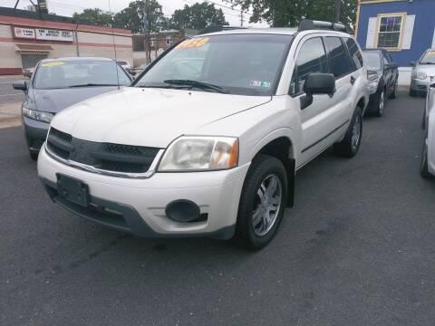 2006 Mitsubishi Endeavor for sale at LaBate Auto Sales Inc in Philadelphia PA