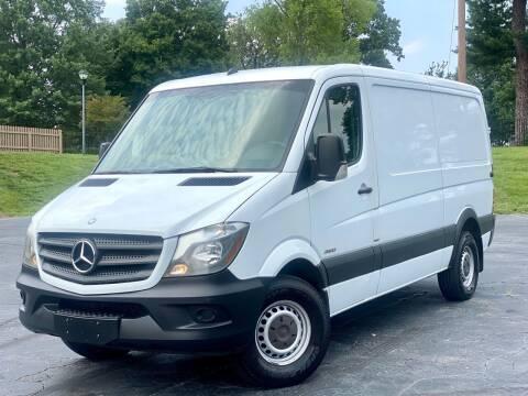 2015 Mercedes-Benz Sprinter Cargo for sale at Sebar Inc. in Greensboro NC