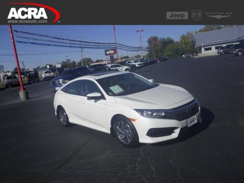 2016 Honda Civic for sale at BuyRight Auto in Greensburg IN