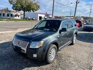 2008 Mercury Mariner for sale at G T Motorsports in Racine WI