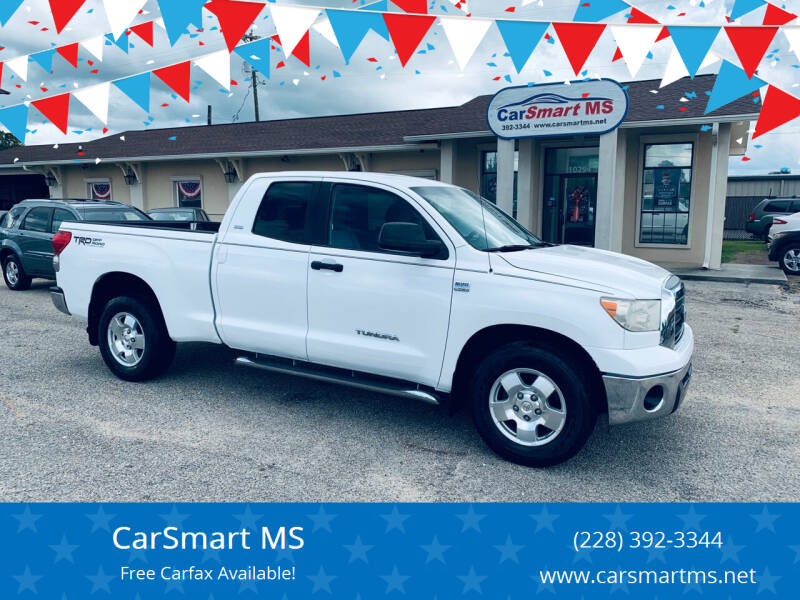 2008 Toyota Tundra for sale at CarSmart MS in Diberville MS
