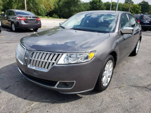 2012 Lincoln MKZ for sale at Auto Choice in Belton MO