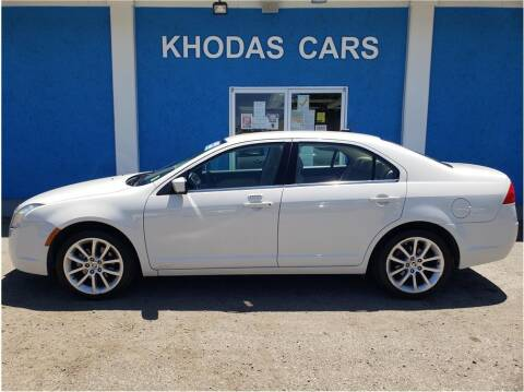 2010 Mercury Milan for sale at Khodas Cars in Gilroy CA
