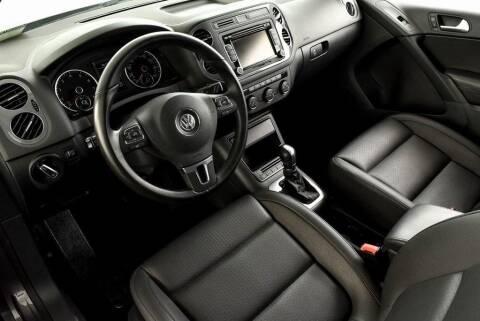 2015 Volkswagen Tiguan for sale at CU Carfinders in Norcross GA