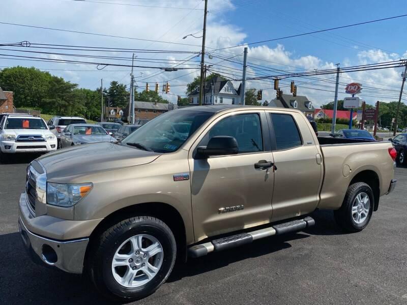 2007 Toyota Tundra for sale at Masic Motors, Inc. in Harrisburg PA