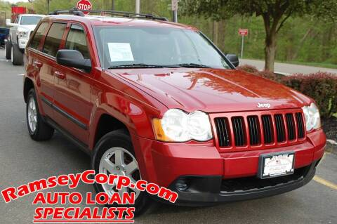 2009 Jeep Grand Cherokee for sale at Ramsey Corp. in West Milford NJ
