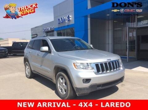 2011 Jeep Grand Cherokee for sale at DON'S CHEVY, BUICK-GMC & CADILLAC in Wauseon OH