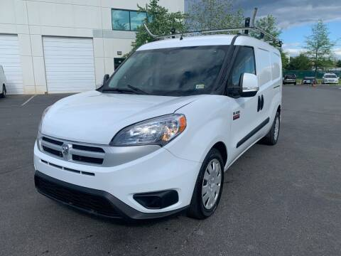 2018 RAM ProMaster City Cargo for sale at Dulles Cars in Sterling VA