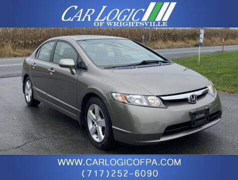 2006 Honda Civic for sale at Car Logic in Wrightsville PA
