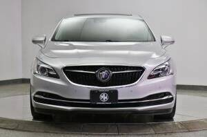 2017 Buick LaCrosse for sale at Cj king of car loans/JJ's Best Auto Sales in Troy MI