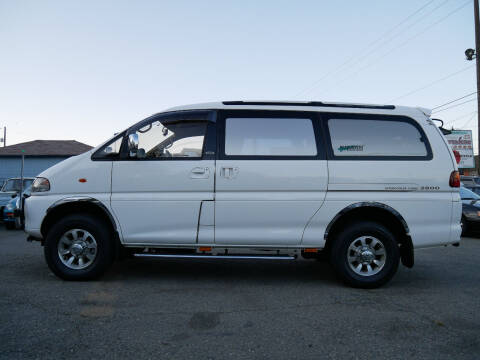 1994 Mitsubishi Delica Space Gear Long 4x4 for sale at JDM Car & Motorcycle LLC in Seattle WA